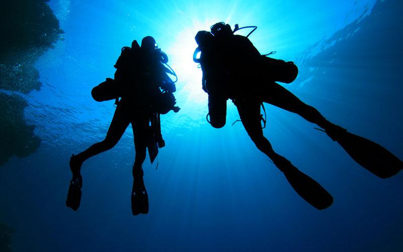 PADI TecRec Tec 45 Diver