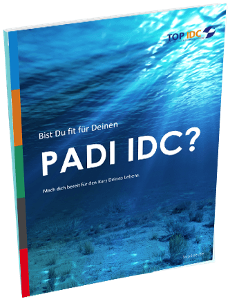 PADI IDC: eBook to prepare