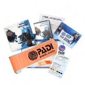 PADI Advanced Open Water Diver Crewpack ultimate