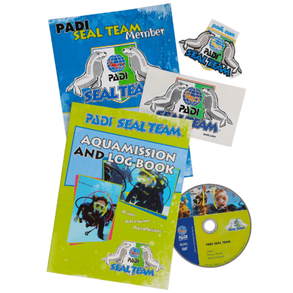 PADI SEAL TEAM Crewpack