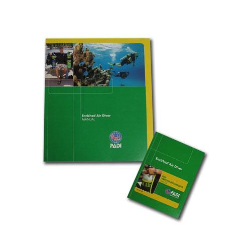 PADI Enriched Air Diver Manual (Nitrox)