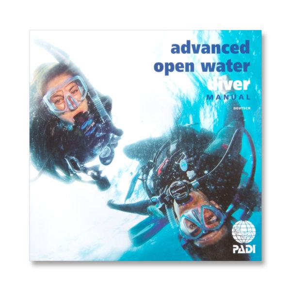 PADI Advanced Open Water Diver Manual