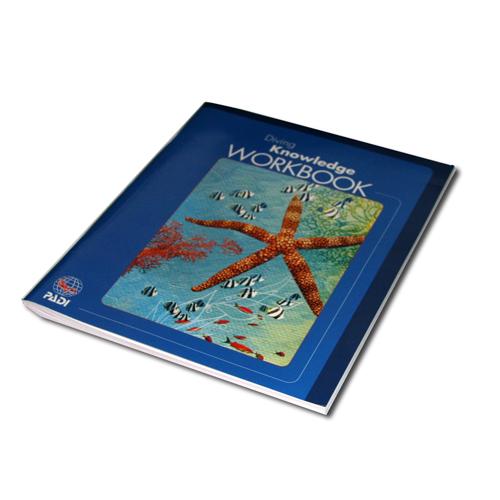 PADI Diving Knowledge Workbook