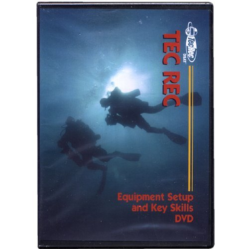 DVD – TecRec, Equipment Set-Up & Key Skills